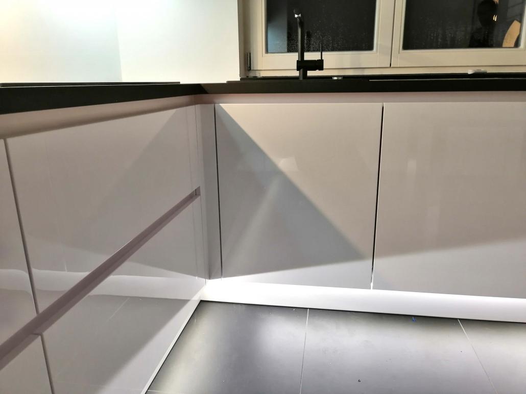 Tischlermeister Blumenstock - Aufbau hochwertige Küche - Details